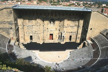 Orange Teatro Romano