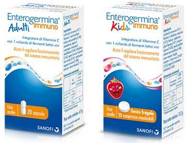Enterogermina Immuno