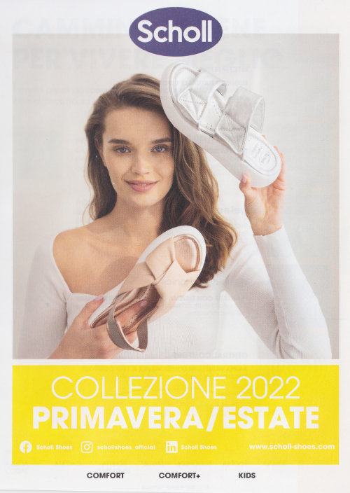 Catalogo Scholl Primavera Estate 2018